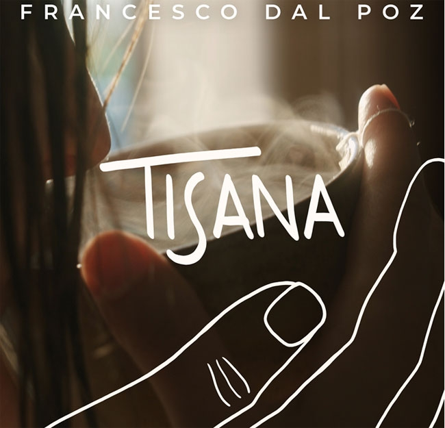 foto francesco dal poz in radio il nuovo singolo tisana