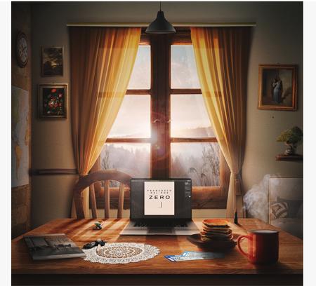 foto francesco dal poz  pubblica oggi 17 settembre l album zero