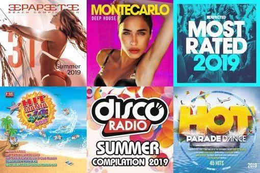 foto papeete beach compilation, vol. 31 al primo posto classifica dance