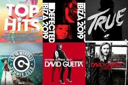 foto top hits - estate 2019 al primo posto classifica dance