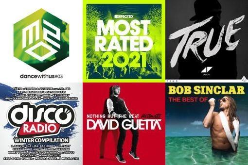 foto top hits - estate 2019 top album dance italia 11 settembre 2019