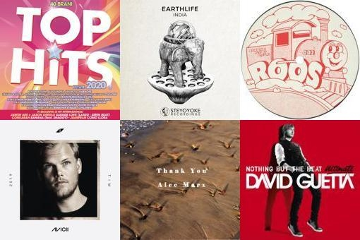 foto top hits estate 2020 top album dance italia 21 ottobre 2020