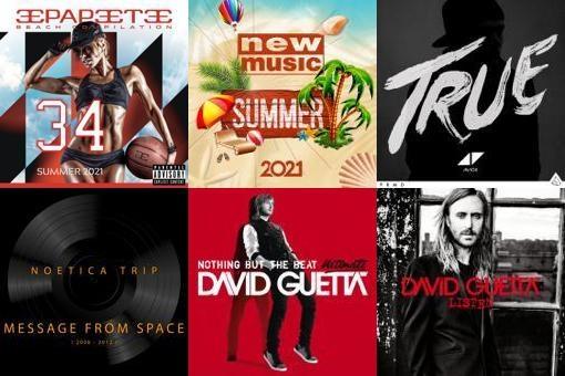 foto true top album dance italia 05 maggio 2021