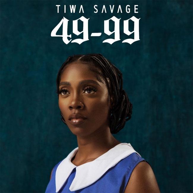foto tiwa savage disponibile in tutti gli store digitali il singolo 49-99