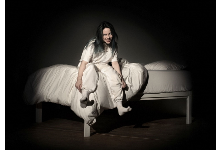 "foto billie eilish - fuori il debut album ""when we all fall asleep, where do we go?"""