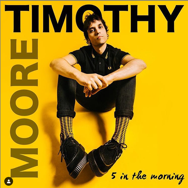 foto l approccio istintivo di timothy moore nel nuovo singolo 5 in the morning