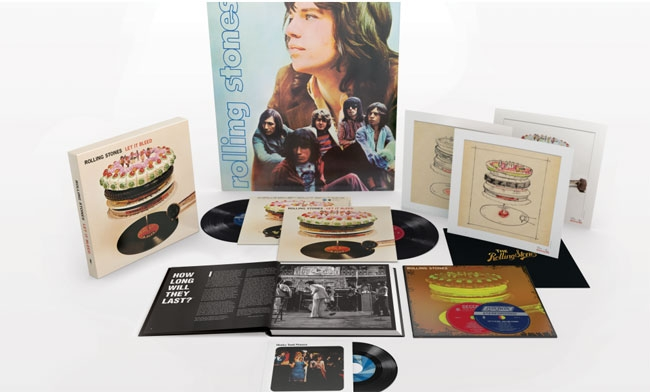 foto let it bleed 50th anniversary limited deluxe edition  disponibile dal 31 ottobre