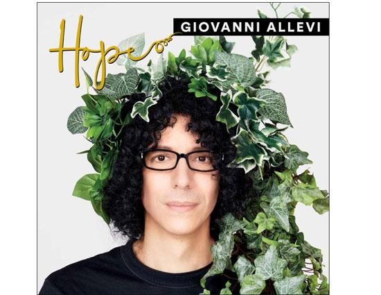 foto giovanni allevi : 15 novembre esce il nuovo album  hope