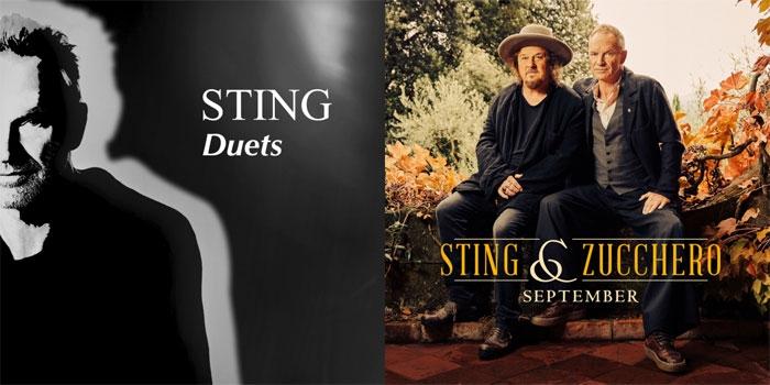 foto sting in arrivo il nuovo album duets