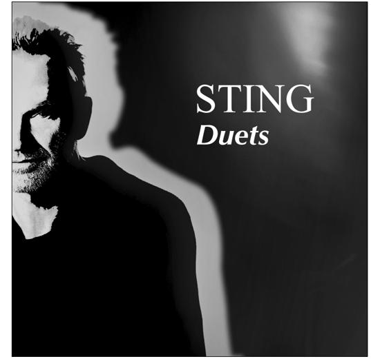 foto sting l album delle collaborazioni artistiche duets
