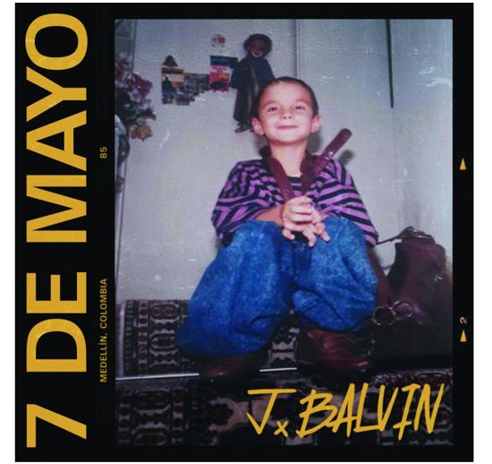 foto j balvin esce oggi 7 de mayo il nuovo singolo